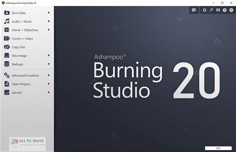 ashampoo burning studio  giveaway  pc world