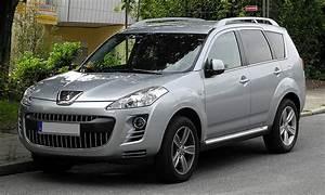 Peugeot 4008 7 Places : peugeot 4007 wikipedia ~ Medecine-chirurgie-esthetiques.com Avis de Voitures