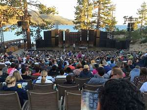 Upper Gallery Seating View Picture Of Lake Tahoe