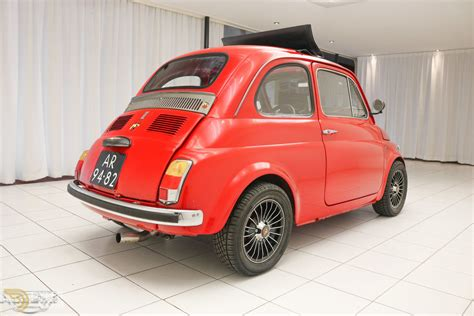 Fiat Cars For Sale by Classic 1971 Fiat 500 Abarth 595 For Sale 10913 Dyler