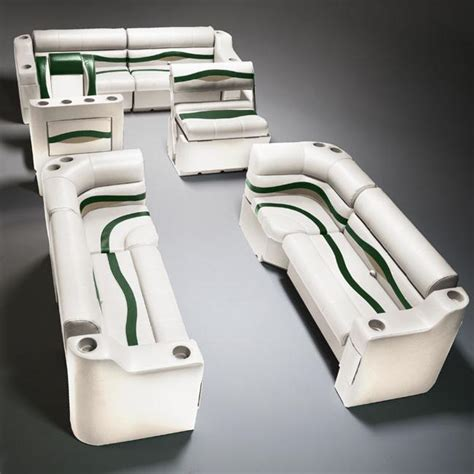 Green Pontoon Boat Seats by Pontoon Boat Seats Pg1580 Pontoonstuff