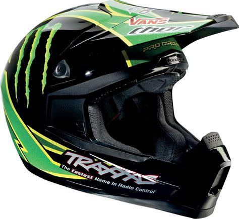monster helmet motocross thor monster energy quadrant pro circuit off road