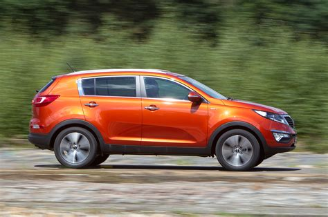 kia sportage review performance and engineering autocar