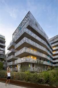 Artisan Menuisier Boulogne Billancourt : gallery of 54 logements zac seguin rives de seine phd ~ Premium-room.com Idées de Décoration
