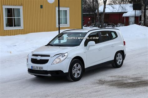 Opel Captiva by Scoop Gm Begins Testing Mule For New Opel Antara And