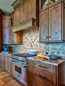 ideas for painting kitchen cabinets pictures from hgtv With best brand of paint for kitchen cabinets with outdoor wall candle holders