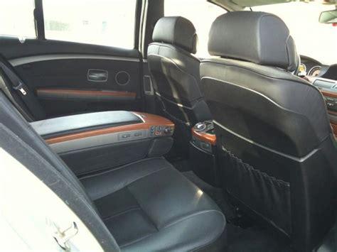 si鑒e massant voiture troc echange magnifique bmw 745 ia e65 options boite 6 vts sur troc com