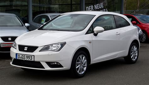 Seat Sc by File Seat Ibiza Sc Style 6j Facelift Frontansicht 31