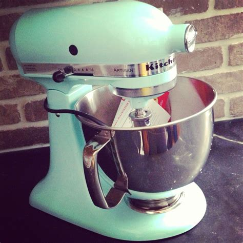 Kitchenaid Mixer Aqua Sky by Aqua Sky Kitchenaid Stand Mixer Yay Black White