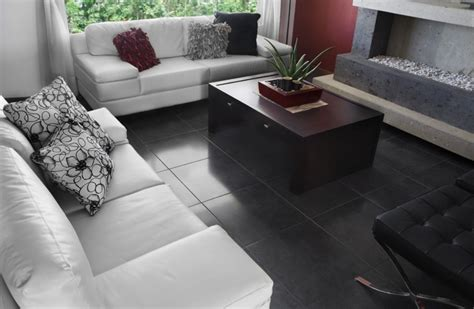 floor l ideas for living room white sofa set with floral toss pillows and black floor