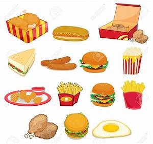 Best Junk Food Clipart #16413 - Clipartion.com