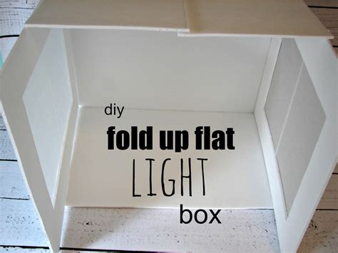 how to make a light box for pictures i like big bows need better photos make your own light box