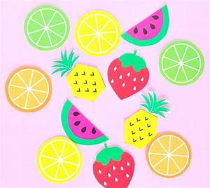 Fruit Party Printables - Val Event Gal