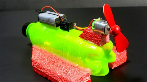 Electric Toy Boat Videos by How To Make An Electric Boat Very Easy Making Easy Toy