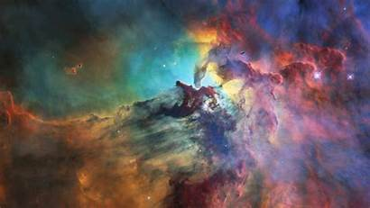Nebula 4k Lagoon Uhd Wallpapers Galaxy Colorful