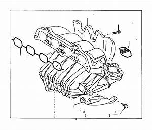 Lexus Es 330 Engine Intake Manifold  Engine Component That