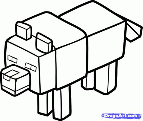 Free Coloring Pages Of Minecraft Stampy Cat 4385