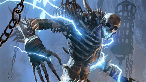 wallpaper bone colossus elder scrolls legends  games
