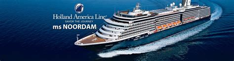 Holland Americau0026#39;s Ms Noordam Cruise Ship 2018 And 2019 Ms Noordam Destinations Deals | The ...
