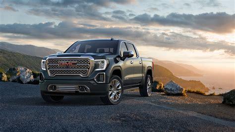 2019 Gmc Sierra Denali Front  Fullsize Lightduty Trucks