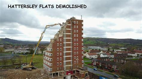 hattersley flats    era mavic pro youtube
