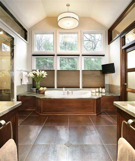 Doors & Windows  Bathroom Window Treatments Ideas Window