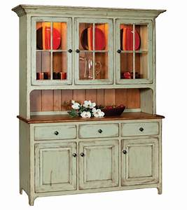 Rustic Dining Room Hutch — The Wooden Houses : Dining Room