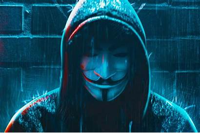 Anonymous Hacker 4k Mask Wallpapers Resolution Hood