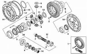 Massey Ferguson 165 Differential