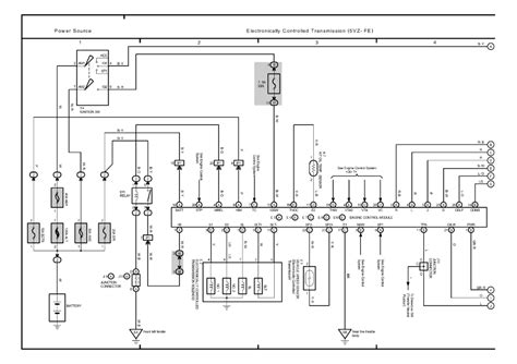 Toyota Tacoma Trailer Wiring Harness Diagram