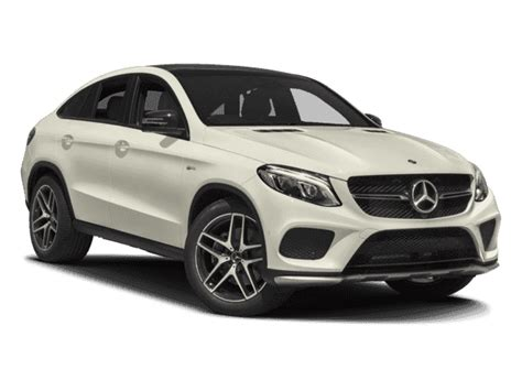 New 2018 Mercedesbenz Gle Amg® Gle 43 Coupe In Temecula