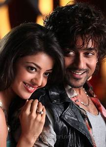 Picture 264002 | Surya, Kajal Agarwal in Maatran New ...