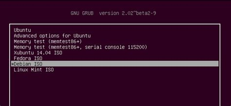 How To Boot Linux Iso Images Directly From Your Hard Drive