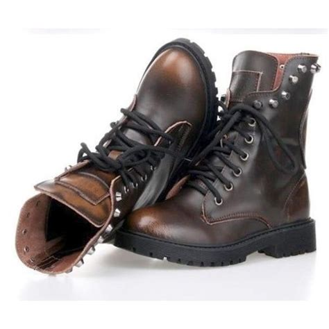 acheter chaussures montantes cuir pas cher ou d occasion sur priceminister