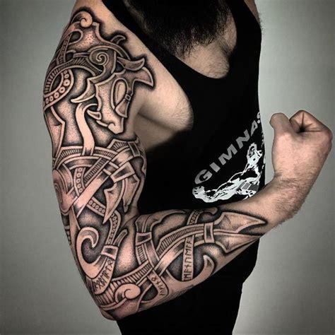 sean parry tattoos norse tattoo viking tattoos