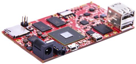 Pixiepro Board Combines Nxp I.mx6q Processor With Wifi 802