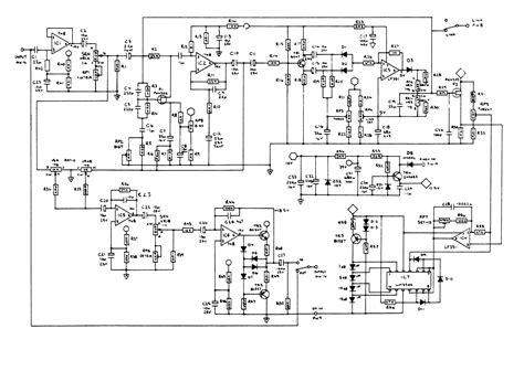 Dbx Crossover Wiring Diagram by Circuit Dias Complete Diagram Send104b