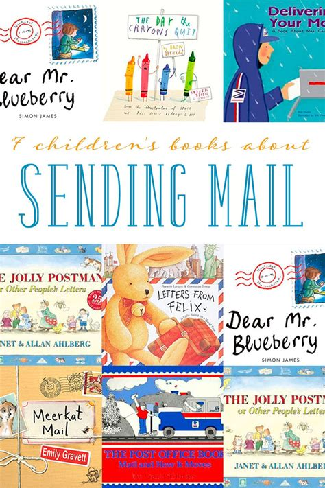 childrens books  sending mail