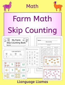 farm skip counting      farm math