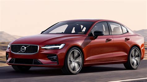 New 2019 Volvo S60 Will Be First Usmade Vehicle For