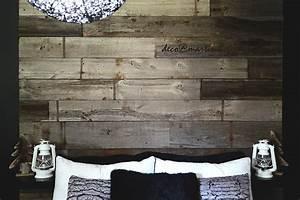 Tete De Lit Bois Vieilli : bois de grange pour la chambre d 39 ado martine bourdon d coratrice d 39 int rieur ~ Teatrodelosmanantiales.com Idées de Décoration