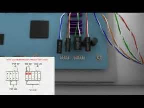 Build A Pc - 5  Front Panel Connectors