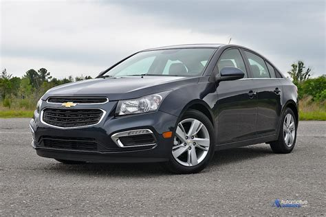 Chevy Cruise Diesel 2015 chevrolet cruze turbo diesel review test drive
