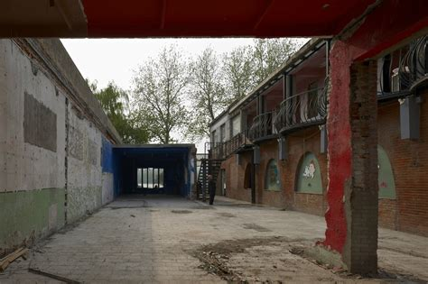 surprisingly house courtyard abandoned alleyway in beijing reinvented as a stunning