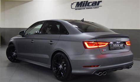 milcar automotive consultancy audi  sedan