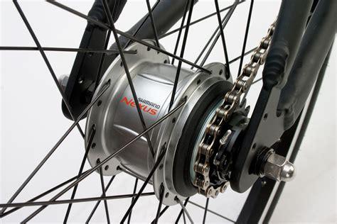 Why Use an Internal Gear Hub?   Montague Bikes