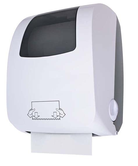 distributeur essuie mains automatique autocut promo