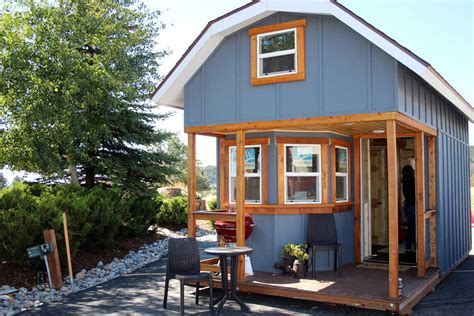 Tiny Home, Habitat Building On Display In 2018 Parade Of Homes