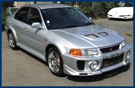 Mitsubishi Lancer Sedan by Mitsubishi Lancer Evolution V 1998 1999 Sedan