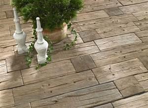 Terrassenplatten Holzoptik Beton : bahnschwellen holzoptik sind aber aus beton als terrasse garden patio porch plants ~ A.2002-acura-tl-radio.info Haus und Dekorationen